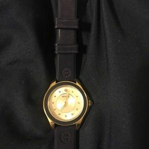 Michele watch navy